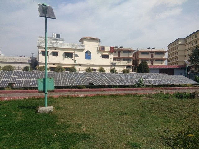 Visit to ENERGY PARK (UREDA) - Uttarakhand Renewable Energy Development Agency