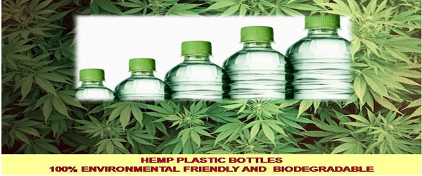 HEMP PLASTIC FOR SAFE ENVIRONMENT