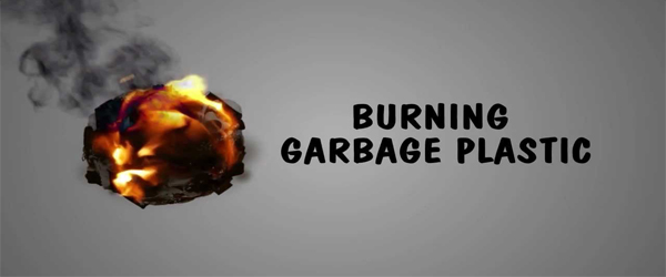 Health Environmental Effects Burning Waste Plastics and Rubber