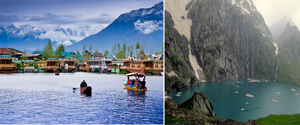 PROMINENT LAKES OF KASHMIR DIVISION (J&K)