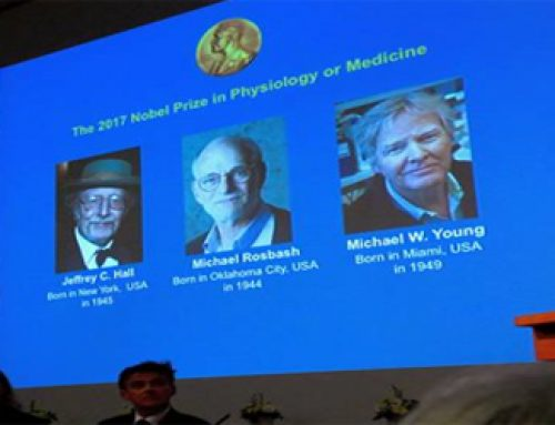 Nobel Prize for work on biological clocks 2017 Medicine