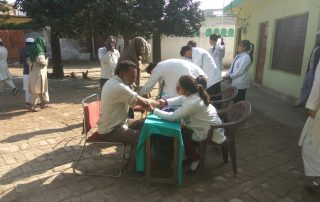 Heath Camp in Gautam Kund Chandrabani on the date of 07 December 2017