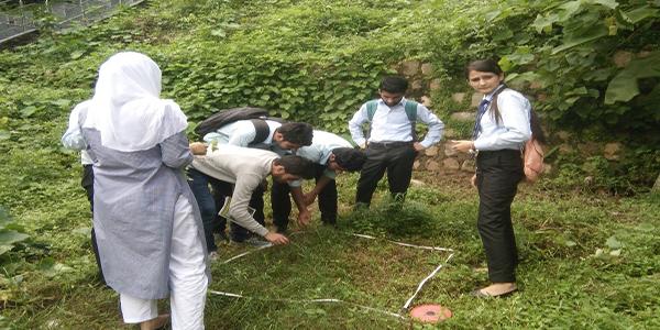 Report  On Chandrabani Area
