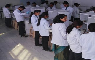 College Of Paramedicals UCBMSH