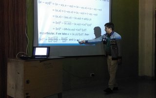 Guest Lecture Functional Analysis