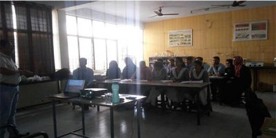 Guest Lecture - Wetland