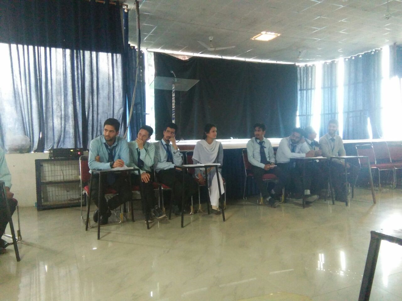 QUIZ COMPETATION ON SCIENCE DAY