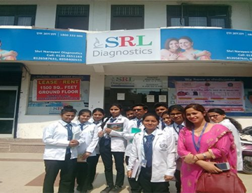 SRL Diagnostics Educational Visit