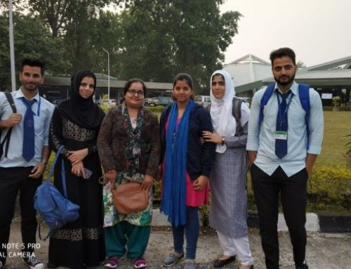 Educational Tour Visit Wild Life Institute Dehradun