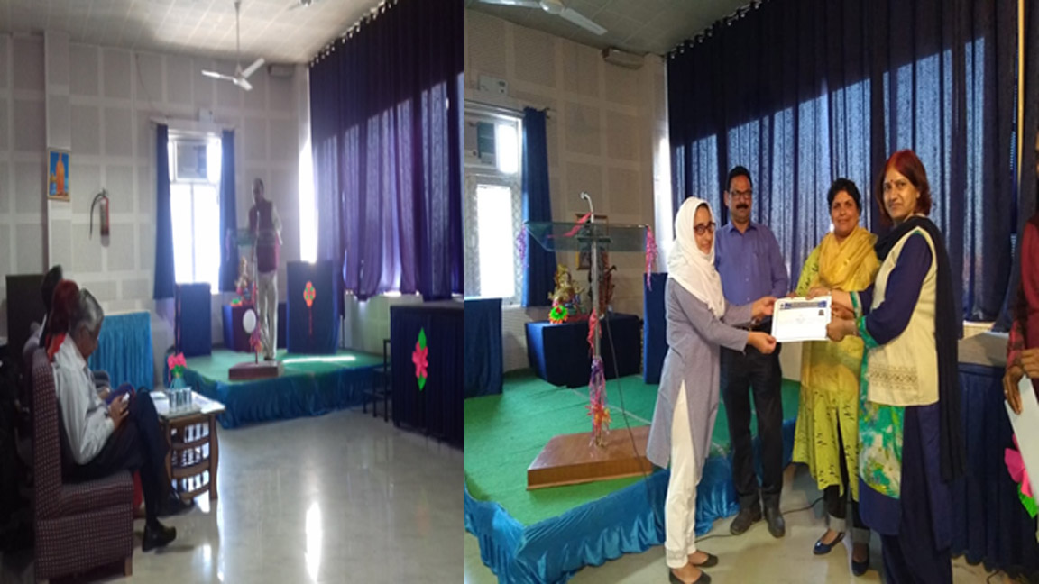 Entrepreneurship Awareness Camp (EAC) at Dehradun