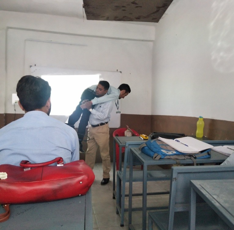 Guest Lecture on Forest Fire
