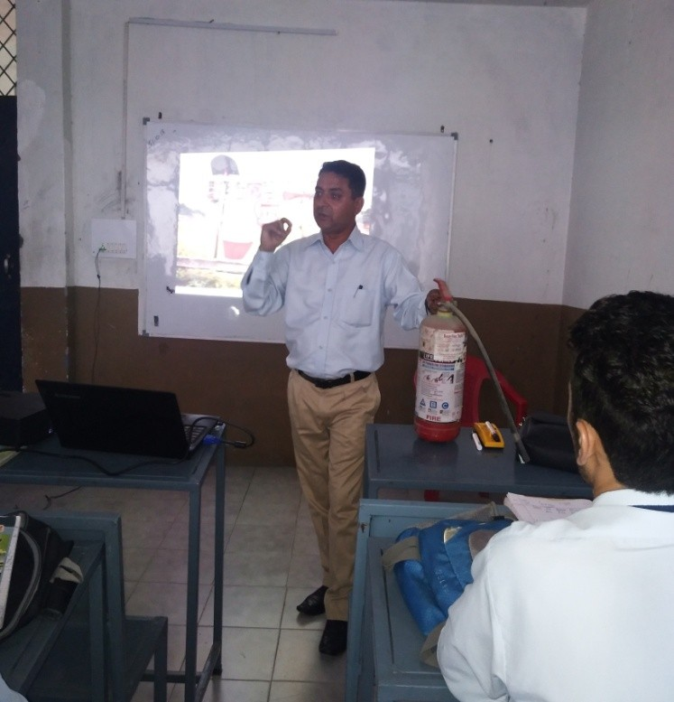 Guest Lecture on Forest Fire 3